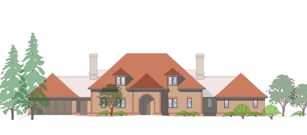 New House - Surrey