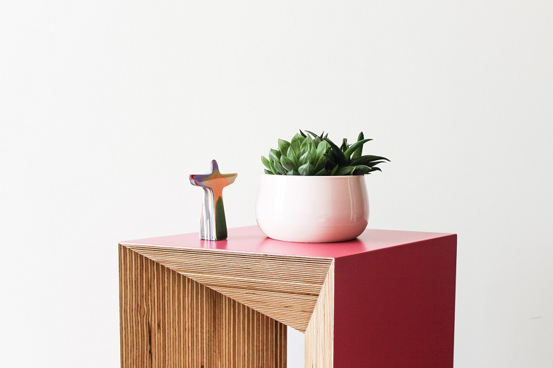 Plywood sitting stool design product