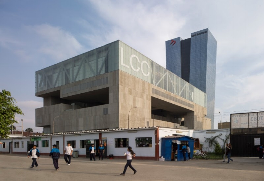 Lima Convention Center - IDOM - Image: Site World Architecture Festival