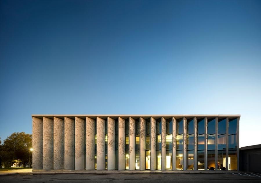 GS1 Portugal - Promontorio | Image: Site World Architecture Festival