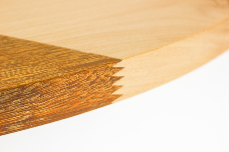 Wood Serving Table Cutting Board by Studio Deusdara - Product Design and Furniture