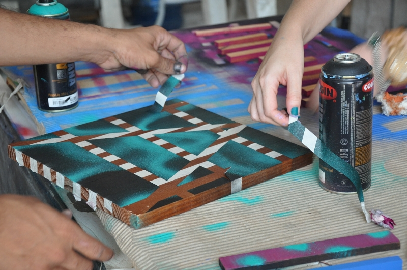Tita NGO Art Project by Studio Deusdara - Product Design and Furniture