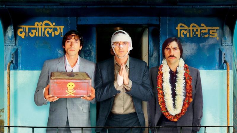 The Darjeeling Limited   Image: Taste Of Cinema