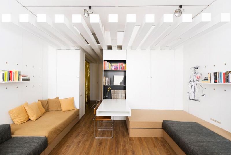 Photo: Simone Bossi |Architect: Silvia Allori