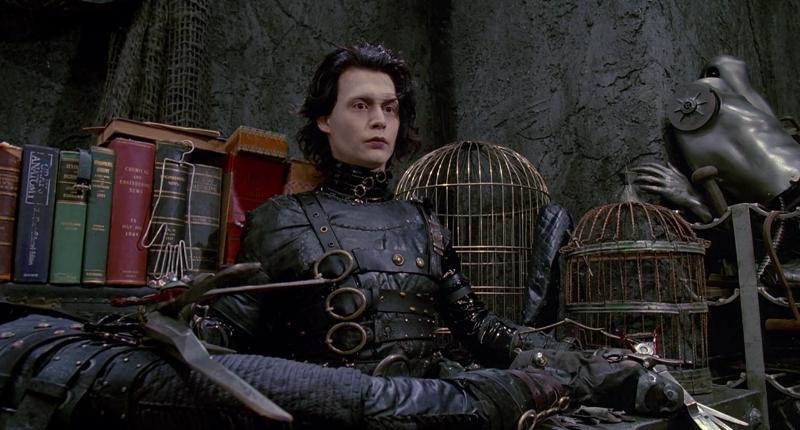 """Photo: """"Edward Scissorhands"""" (1990) -  Film Blergh"""