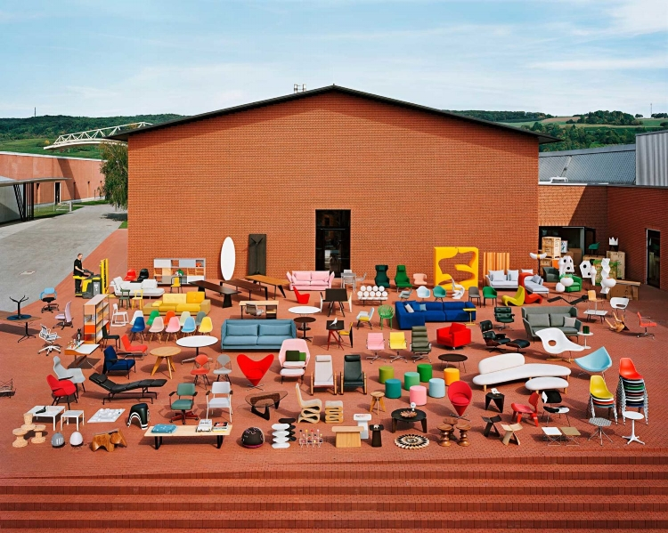 Photo: Yellow Trace (Vitra Home Collection)