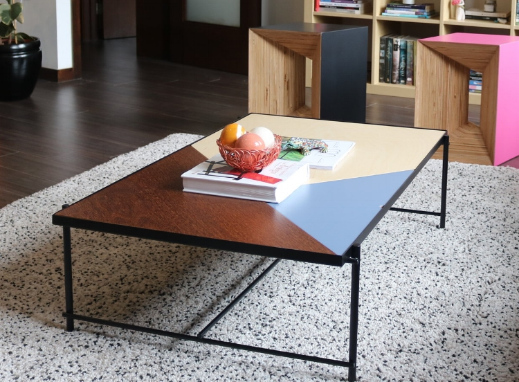 Photo:  Tangram Coffee Table by Studio Deusdara