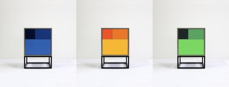 Photo: Real Side Table by Studio Deusdara