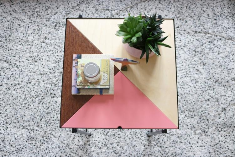 Photo:  Tangram Side Table by Studio Deusdara