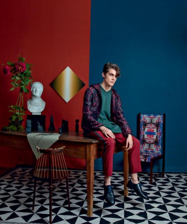 Photo: Rogerio Cavalcanti at  Casa Vogue