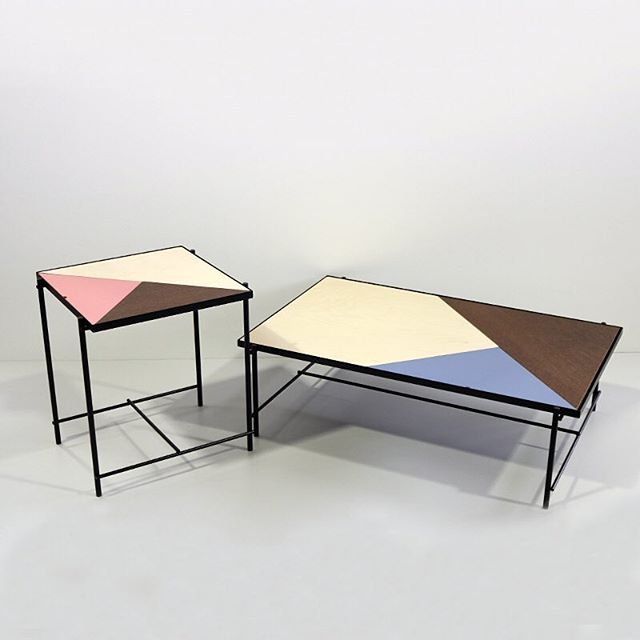 Need versatility? Tangram Collection! Know more at our website. Link at the bio. . Subscribe to our newsletter and get 10% off! . #coffeetabledecor #sidetabledecor #sidetable #coffeetable #studiodeusdara #productdesign #homedecor #astrohouse
