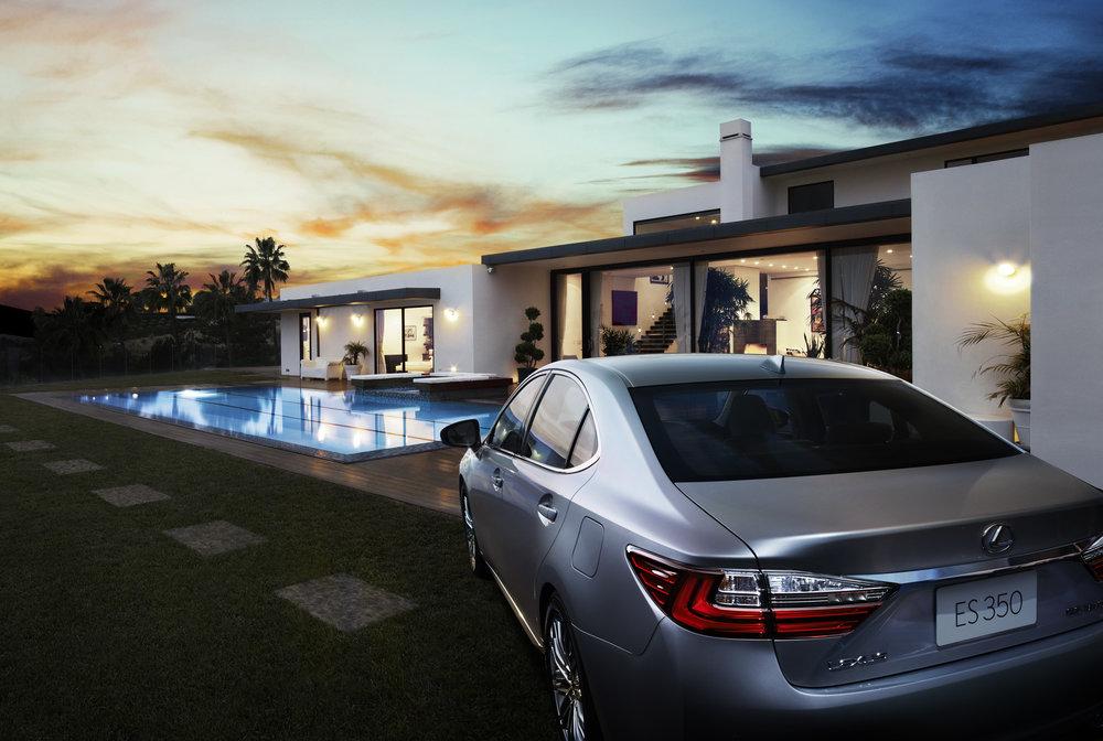 Sedan-Luxo-Lexus