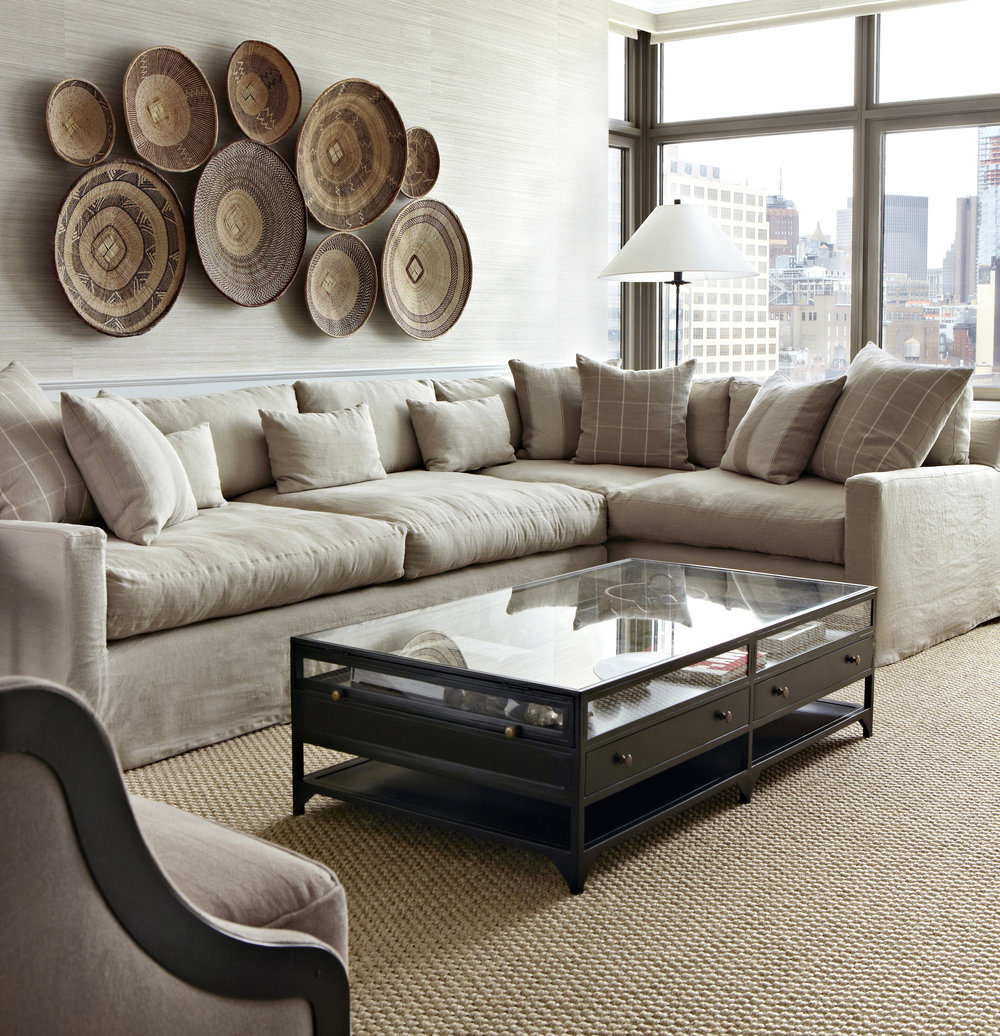 West Village Waterfront By Chango U0026 Co.   Living Room Sofa U0026 Coffee