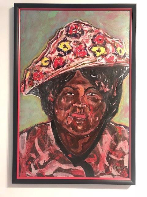 """Mattie Pearl"" by Onicas Gaddis"