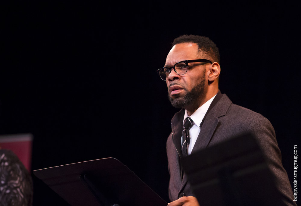 Photo of Moses T. Alexander Green from last year's preview. // Photo by Bruce dePyssler