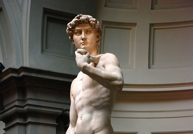 Michael Angelo's David