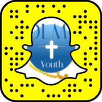 Follow  olmc_youth  on Snapchat