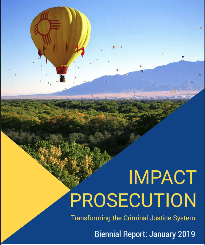 Impact Prosecution Report -