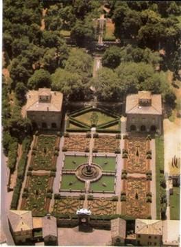 The Villa Lante