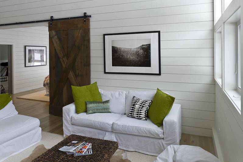 Barn Living Room
