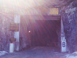 Entry to the Danby Quarry