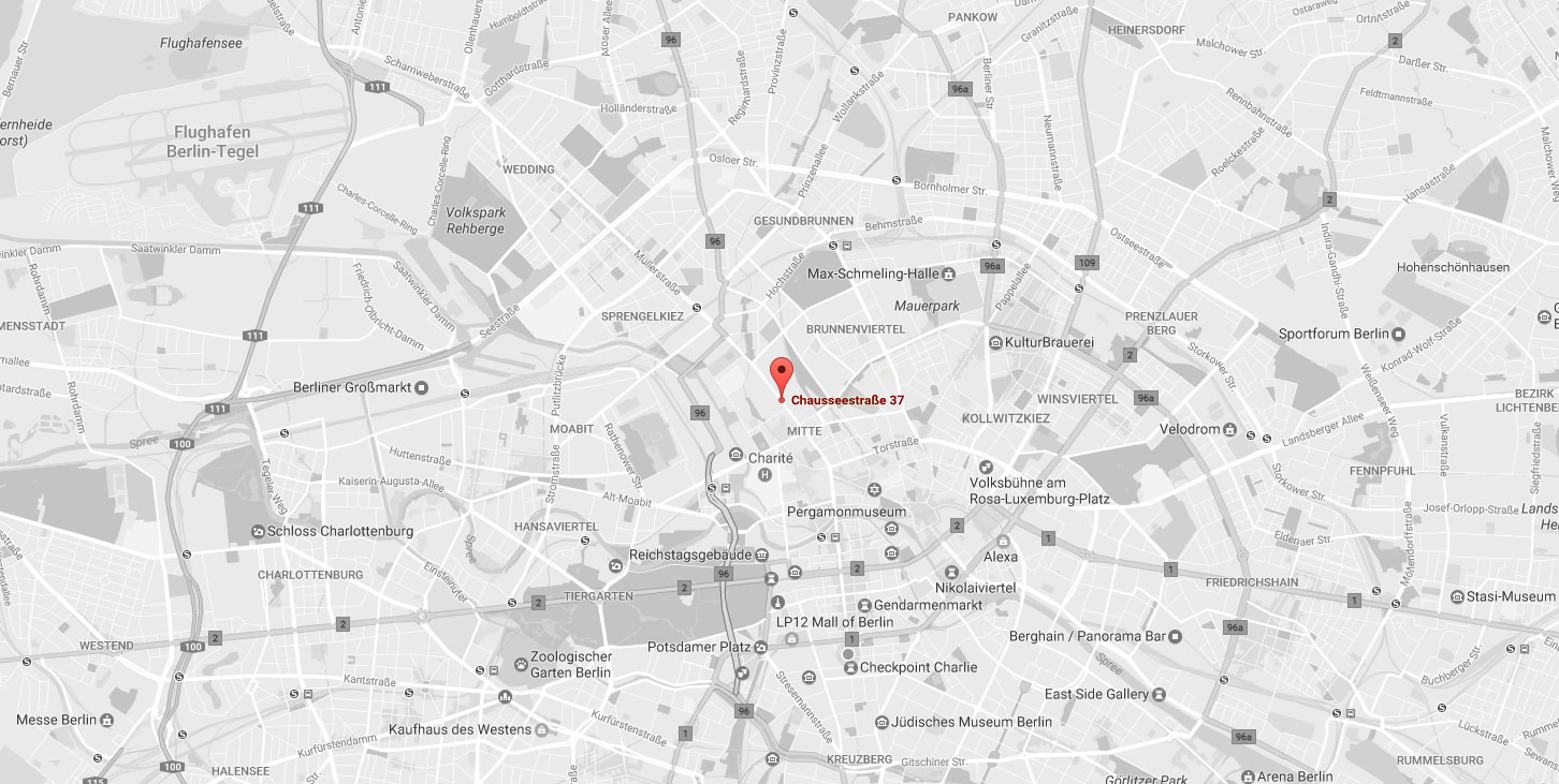 All Apartments In Berlin Mitte EichenGlobal - Berlin mitte map