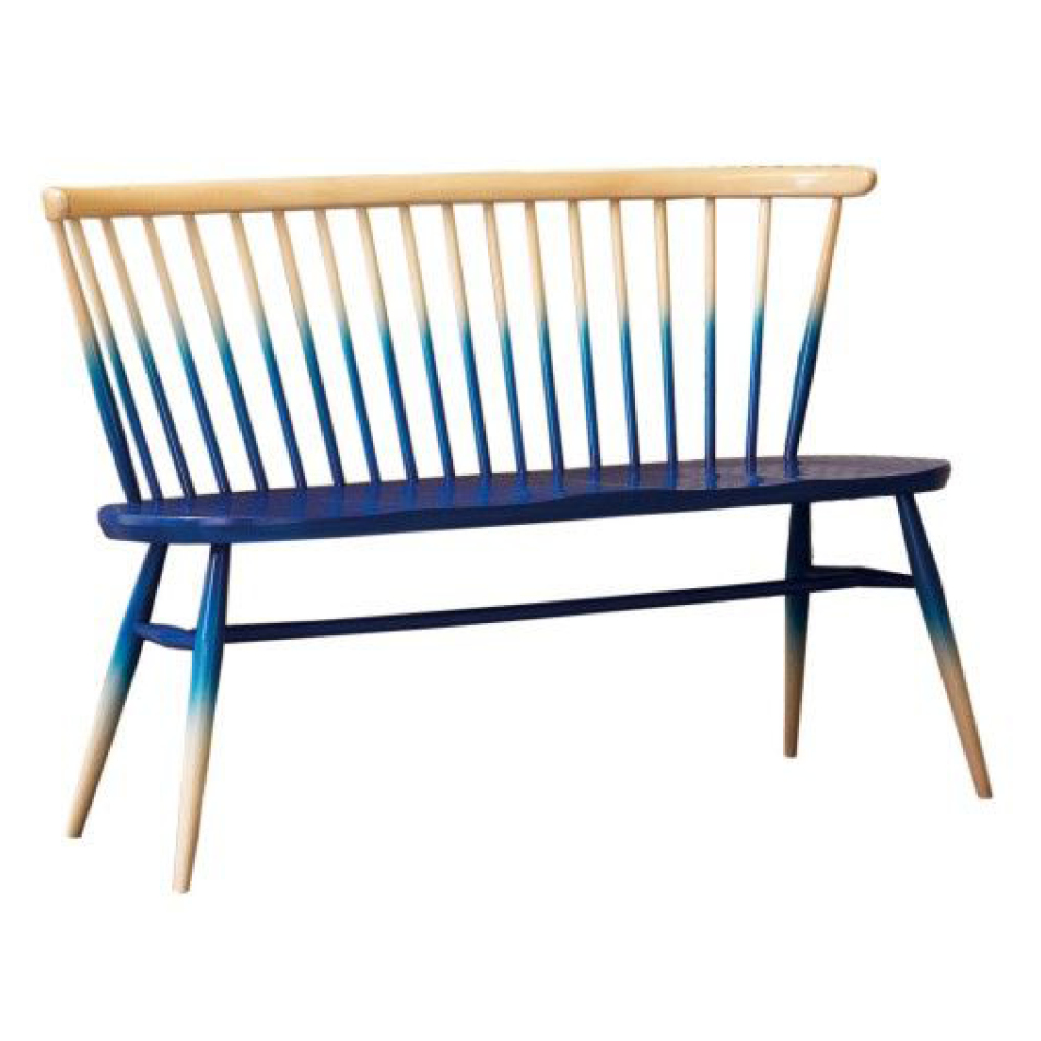 Ombre Bench via Pinterest