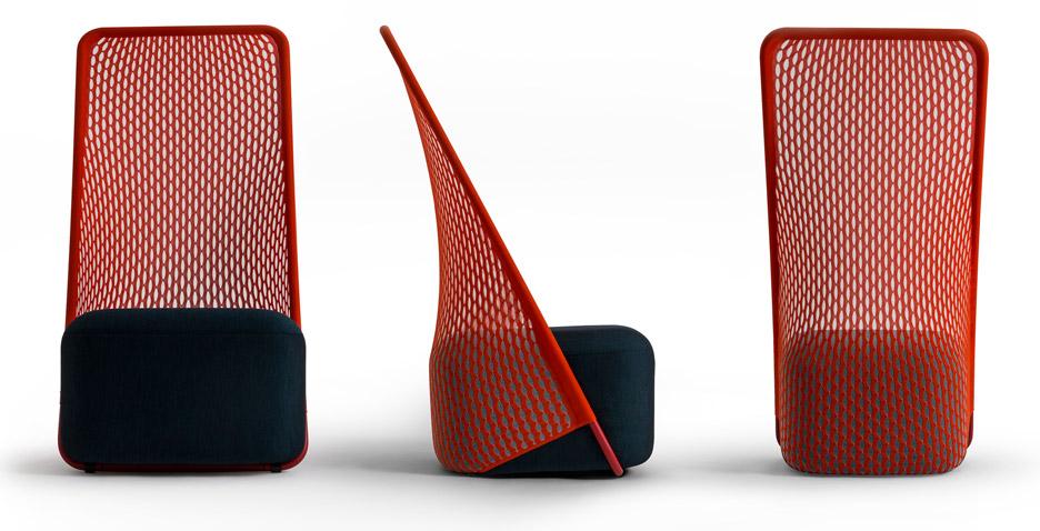 Cradle Chair - by Benjamin Hubert