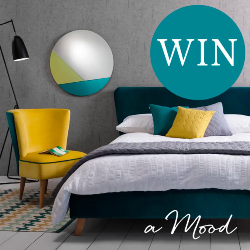 From £3,000 worth of furniture to designer giveaways, we've pulled together the best interiors competitions in one place! Follow us on Facebook so you don't miss out. - IMAGE // MOOD COLLECTIONS
