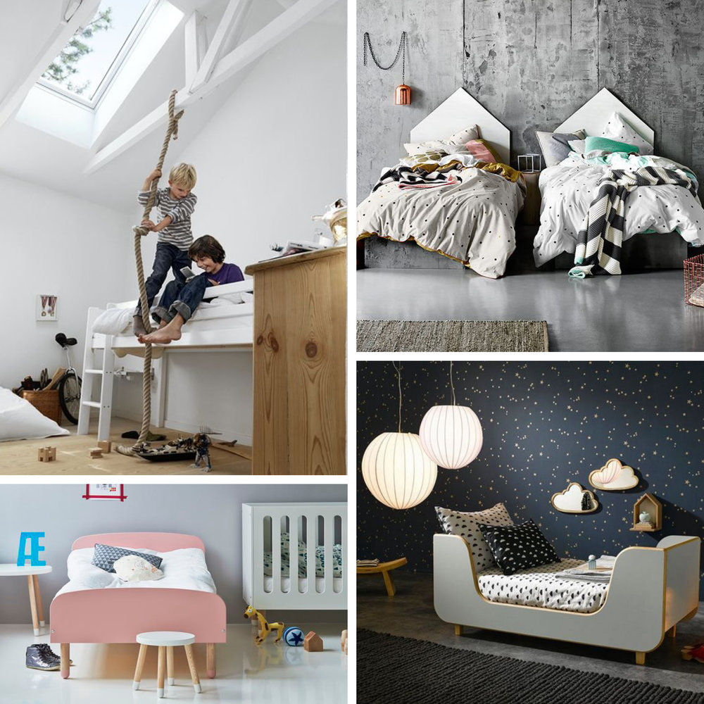 Decorating the study? Updating little ones' bedrooms? Inspire your inner interior designer with our curated boards on Pinterest for your daily fix of home inspo. - IMAGES // PINTEREST