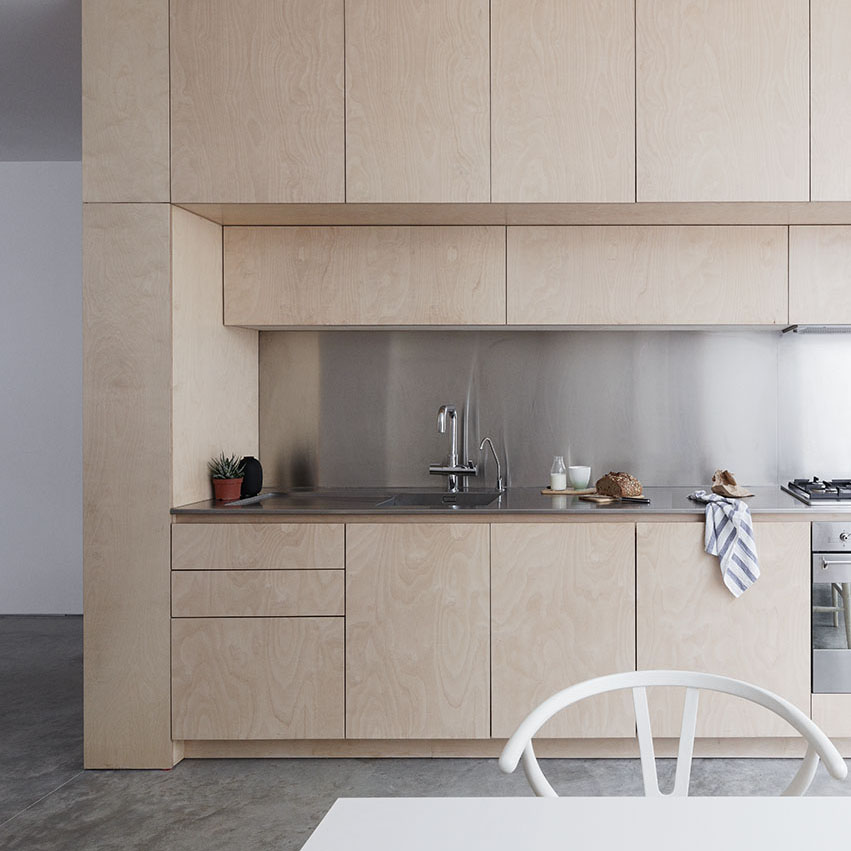 Larissa Johnston Architects – Islington Maisonette
