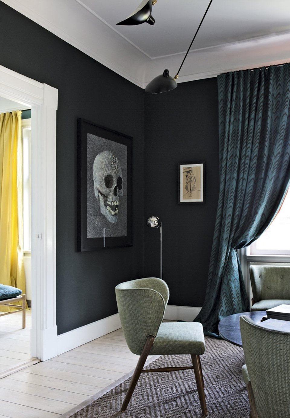 colours to covet top 5 paint trends for 2018 liv for. Black Bedroom Furniture Sets. Home Design Ideas