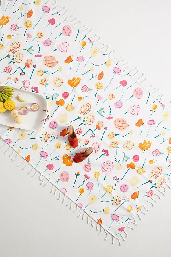 Paint & Petals Floral Picnic Blanket.jpeg