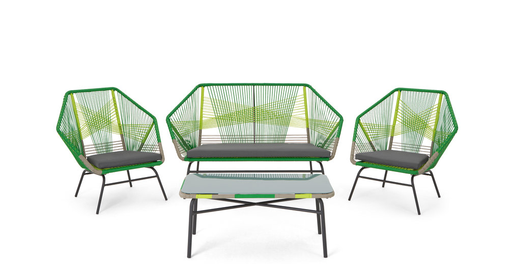 Copa Garden Lounge Set Citrus Green.jpg