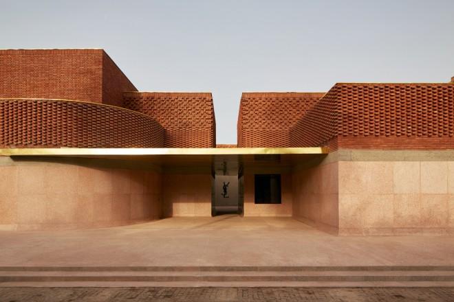 Yves Saint Laurent Museum, Morocco