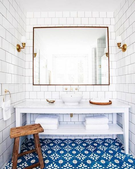 Blue Floor Tile Bathroom.jpg