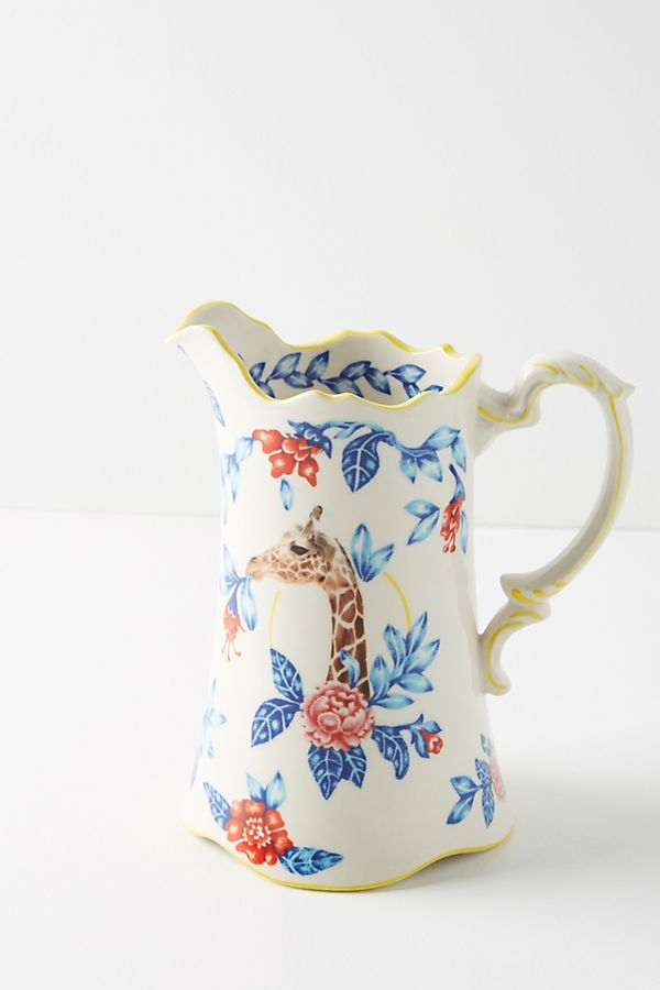 Anthropologie Nature Server Pitcher.jpg