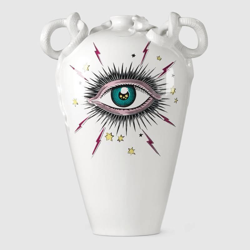Star Eye Vase