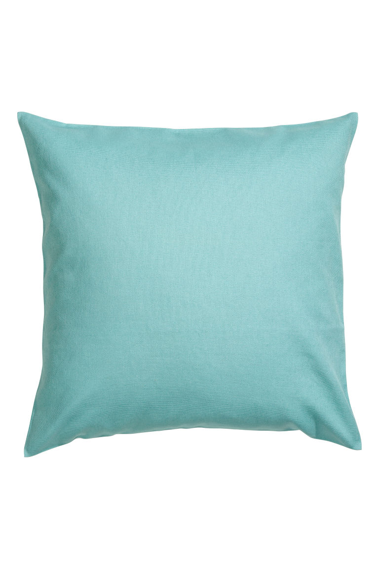 Love Island H&M Cushion Turquoise