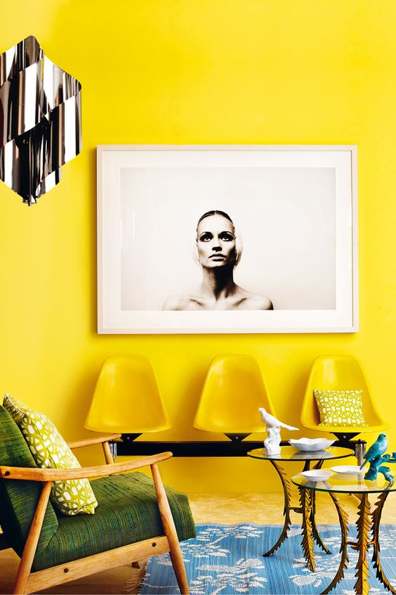 Yellow Wall with Twiggy Print.jpg