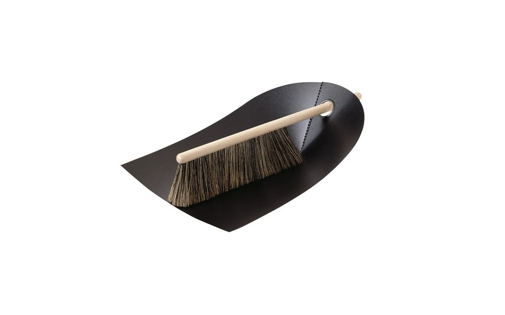 Normann Copenhagen Dustpan & Brush - £24