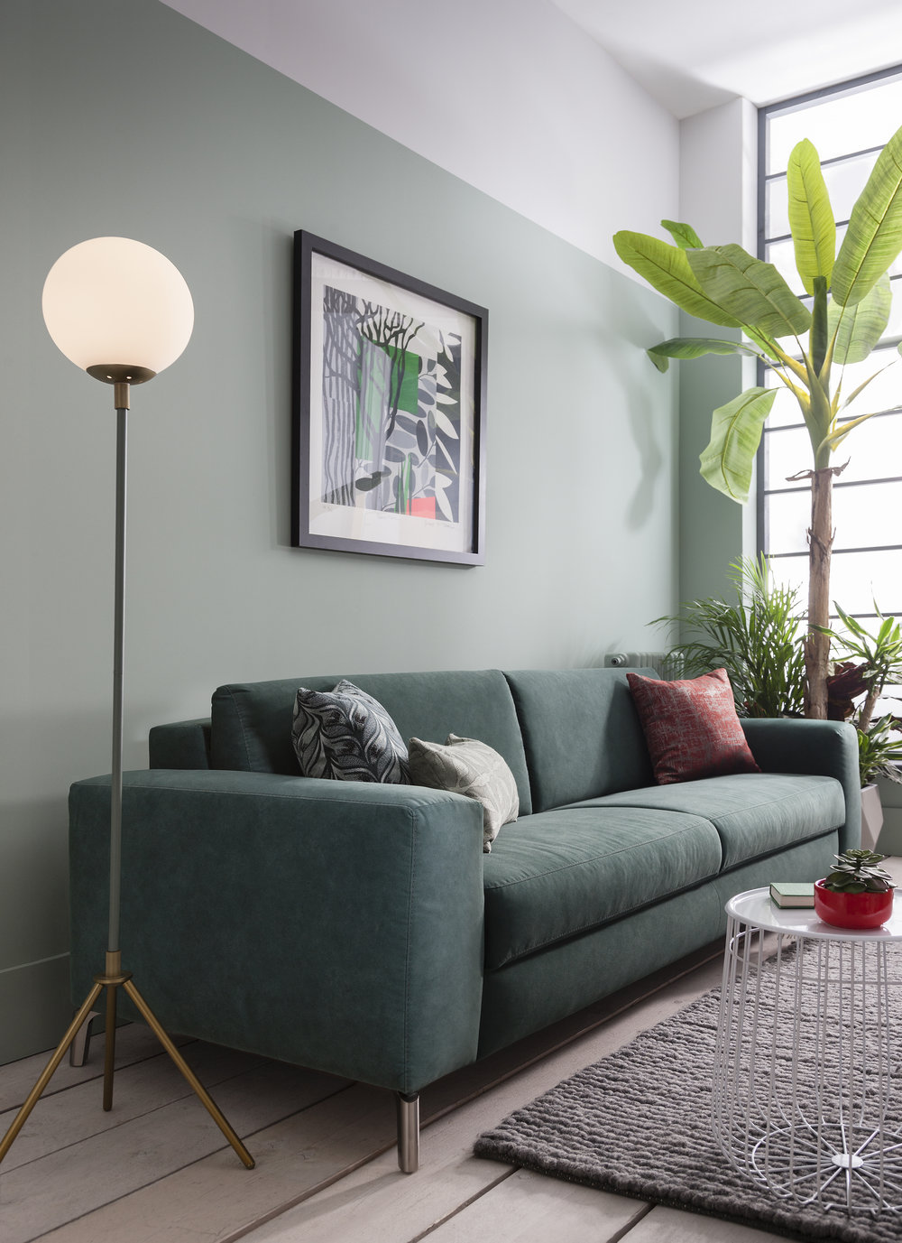 LIV for Interiors / The Green Trend