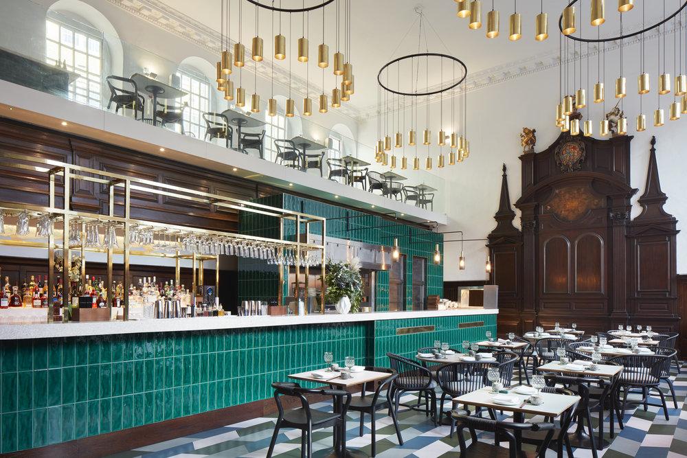 LIV for Interiors / 5 Beautiful London Brunch Spots