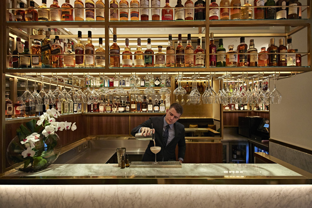 Daniel Beedle, Group Beverage Director, at the Bar at Indian Accent, London.jpg