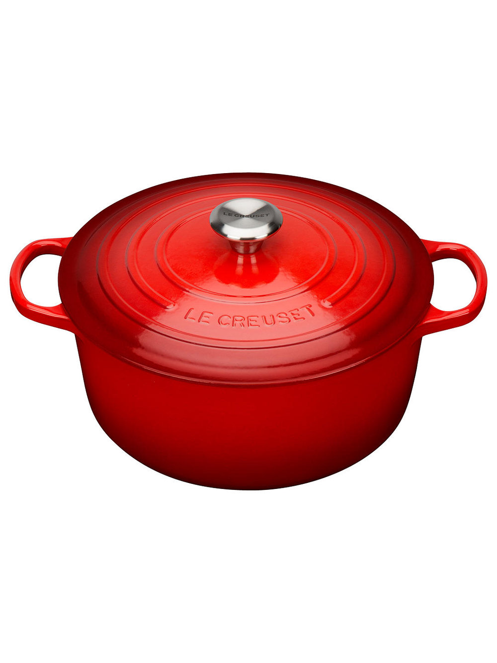 Le Creuset Signature Round Casserole Dish - up to £295