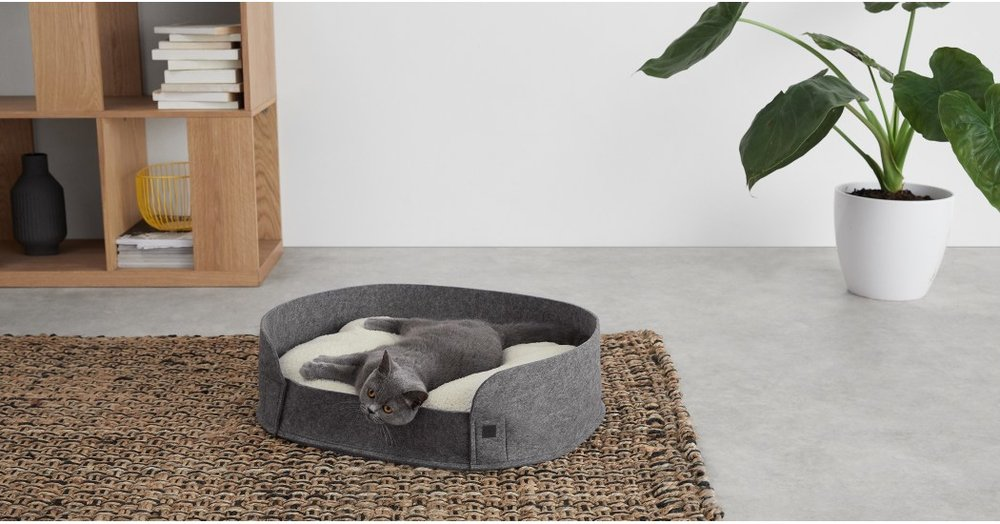 Hyko Felt Pet Bed - £29