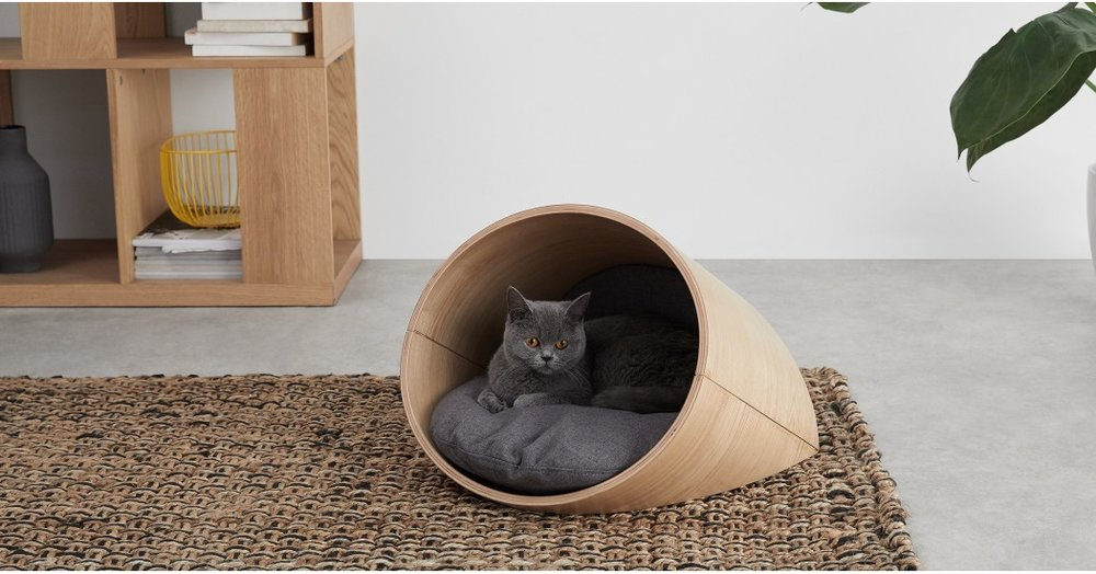 Kyali Oval Pet Bed - £99