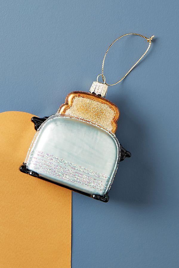 Sparkley Toaster Ornament - £16
