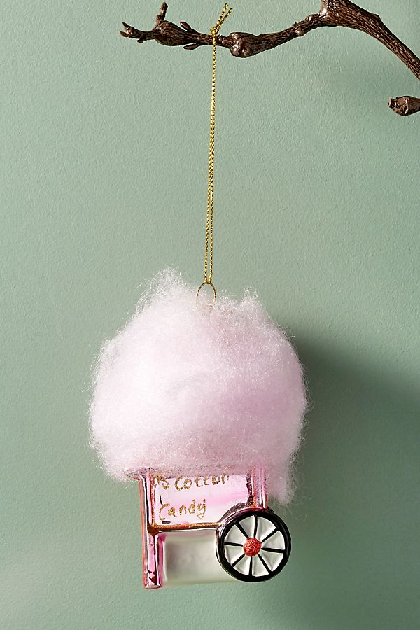 Cotton Candy Ornament - £14
