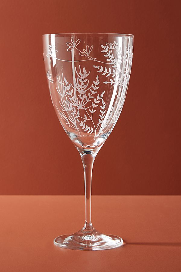 Eloise Wine Glass - £12